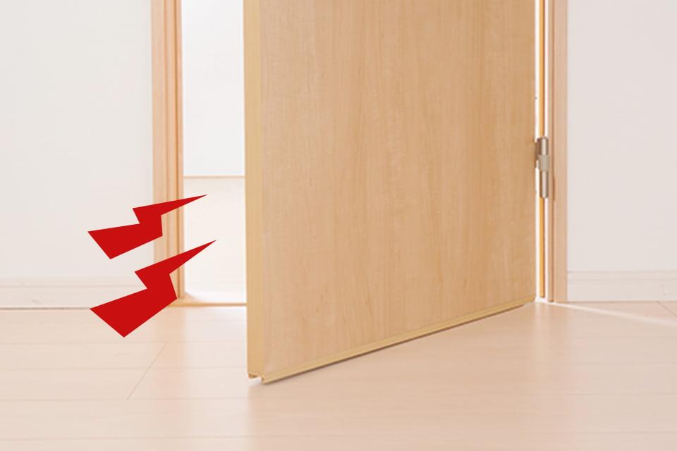 画像:ドア
